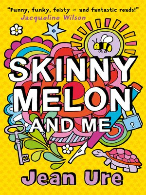 cover image of Skinny Melon and Me