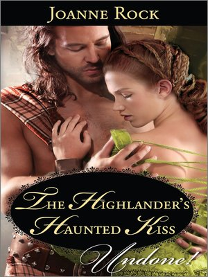 cover image of The Highlander's Haunted Kiss