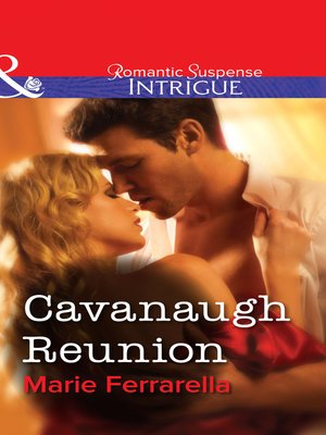 cover image of Cavanaugh Reunion