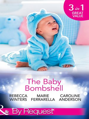 cover image of The Baby Bombshell