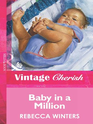 cover image of Baby in a Million