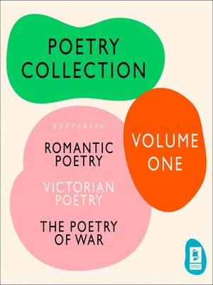 cover image of The Ultimate Poetry Collection