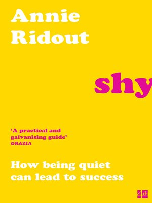 cover image of Shy