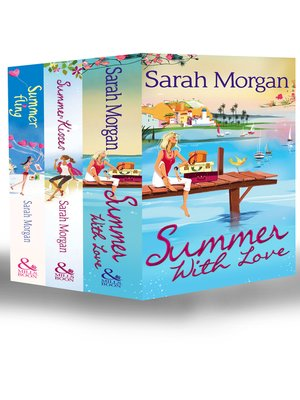 cover image of Sarah Morgan Summer Collection