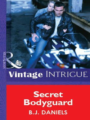 cover image of Secret Bodyguard