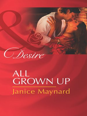 cover image of All Grown Up