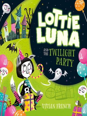 cover image of Lottie Luna and the Twilight Party