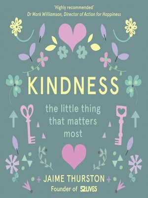 cover image of Kindness
