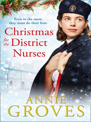 cover image of Christmas for the District Nurses