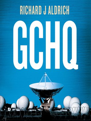 cover image of GCHQ