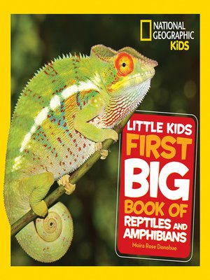 cover image of Little Kids First Big Book of Reptiles and Amphibians