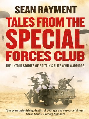 cover image of Tales from the Special Forces Club