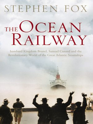 cover image of The Ocean Railway