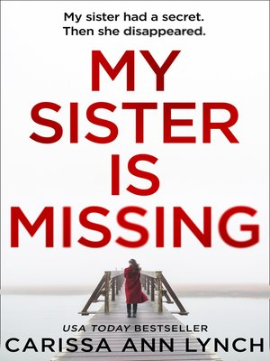 cover image of My Sister is Missing