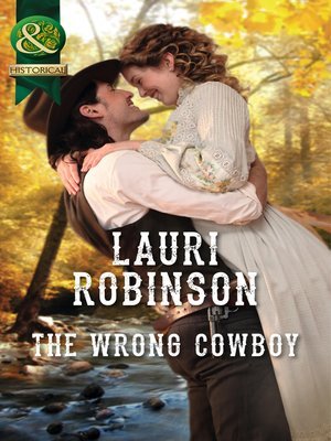 cover image of The Wrong Cowboy