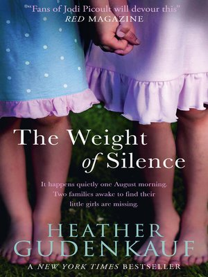 cover image of The Weight of Silence