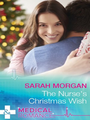 cover image of The Nurse's Christmas Wish