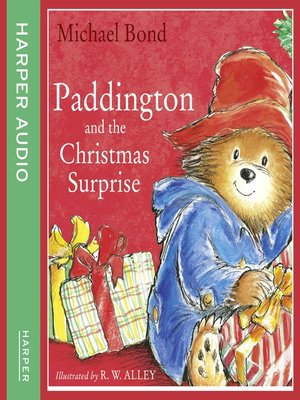 cover image of Paddington and the Christmas Surprise