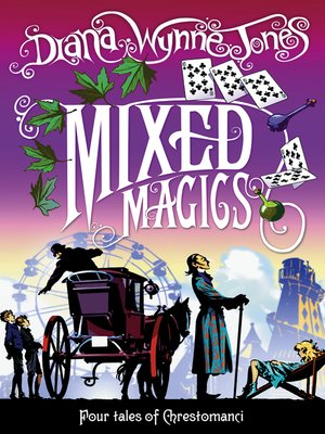 cover image of Mixed Magics