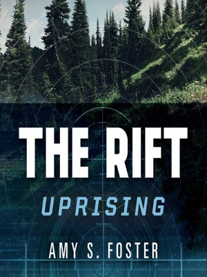 cover image of The Rift Uprising (The Rift Uprising trilogy, Book 1)