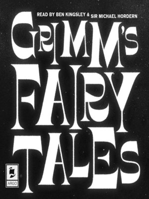 cover image of Grimm's Fairy Tales (Argo Classics)