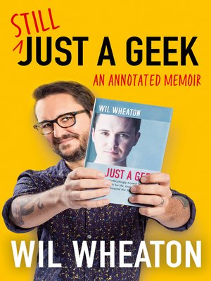 cover image of Still Just a Geek