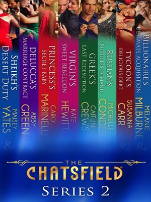 cover image of The Chatsfield