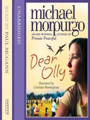 cover image of Dear Olly