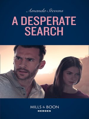 cover image of A Desperate Search