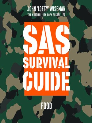 cover image of SAS Survival Guide – Food