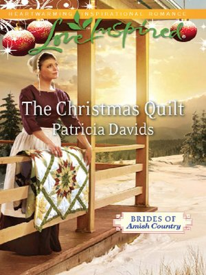 cover image of The Christmas Quilt