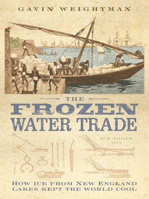 cover image of The Frozen Water Trade