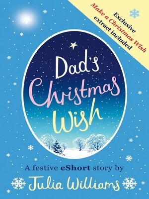 cover image of Dad's Christmas Wish