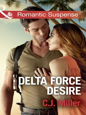 cover image of Delta Force Desire