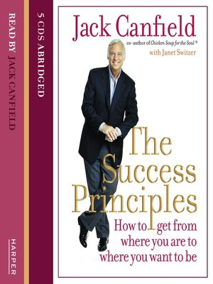 The Success Principles By Jack Canfield Ebook