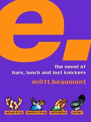 cover image of e