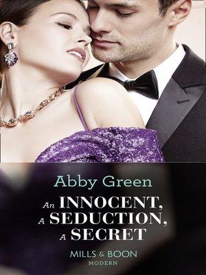 cover image of An Innocent, a Seduction, a Secret