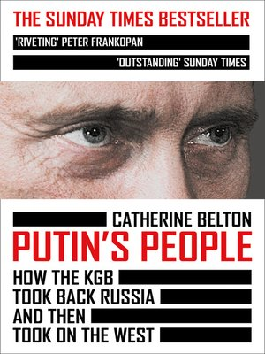 cover image of Putin's People