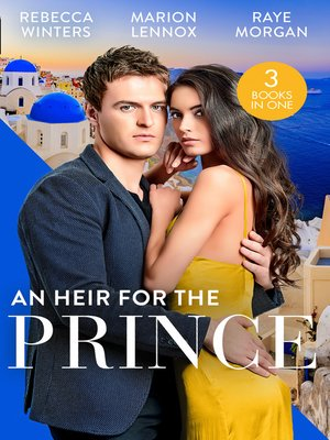 cover image of An Heir For the Prince