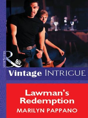 cover image of Lawman's Redemption