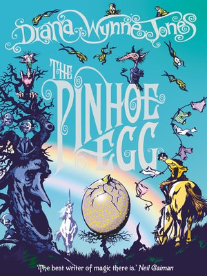 cover image of The Pinhoe Egg