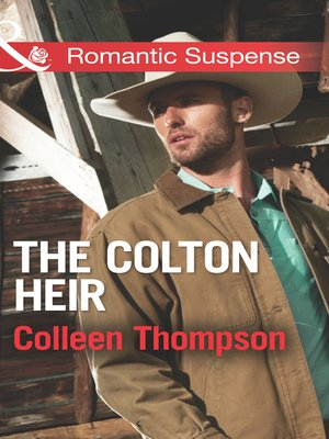 cover image of The Colton Heir