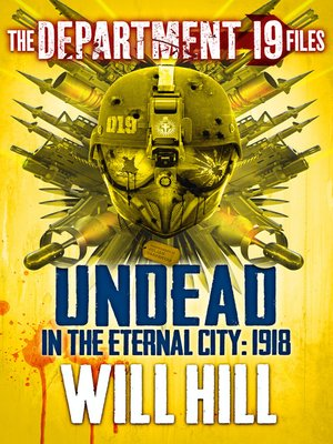 cover image of Undead in the Eternal City: 1918