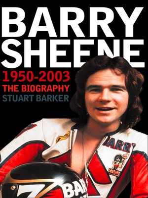 cover image of Barry Sheene 1950–2003