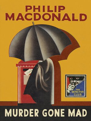 cover image of Murder Gone Mad