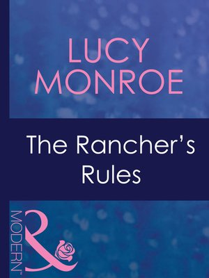 cover image of The Rancher's Rules