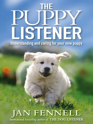cover image of The Puppy Listener