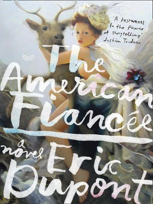 cover image of The American Fiancée