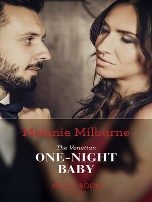 cover image of The Venetian One-Night Baby