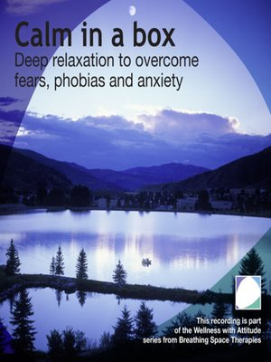 cover image of Calm in a box